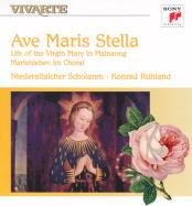 グレゴリオ聖歌(3)/典礼聖歌で綴る「聖母マリアの生涯」/カルミナ・ブラーナ/作者不詳作品集