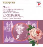 音楽の冗談 K.522 (3)/W.A.モーツァルト/[ピリオド] ラルキブデッリ(1990)