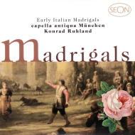 初期イタリア・マドリガーレ集 (16世紀)/何故かスコットランド音楽