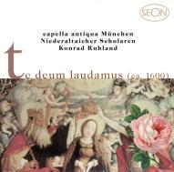ドイツ・ルネサンス合唱曲集(ca.1600)