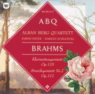 弦楽五重奏曲 第2番 ト長調 op.111/J.ブラームス//アルバン・ベルク四重奏団(1998(L))