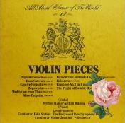 序奏とロンド・カプリチオーソ op.28(2)/C.サン=サーンス/ミルシテイン(1960)