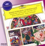 交響組曲「シェエラザード」op.35(3)/N.A.リムスキー=コルサコフ/カラヤン(1967)