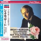交響組曲「シェエラザード」op.35(5)/N.A.リムスキー=コルサコフ/プレヴィン(1981)