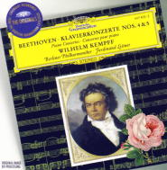 ピアノ協奏曲 第5番 変ホ長調 op.73「皇帝」(4)/L.v.ベートーヴェン/ケンプ/ライトナー(1961)