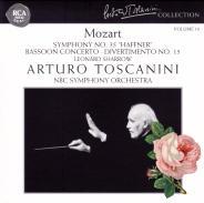 ファゴット協奏曲 K.191(1)/W.A.モーツァルト/トスカニーニ(1947)