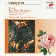 A.ヴィヴァルディ : 和声と創意への試み op.8 1-4「四季」(8)/ターフェルムジーク・バロック管弦楽団(1991)