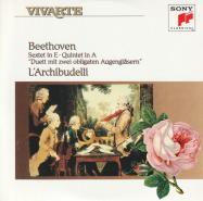 ヴァイオリン・ソナタ 第9番 イ長調 op.47 「クロイツェル」(弦楽五重奏版)(9)/L.v.ベートーヴェン・作者不詳/ラルキブデッリ(1991)