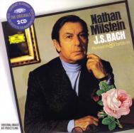 無伴奏ヴァイオリン・ソナタ&パルティータ BWV.1001-1006(3)/J.S.バッハ/ミルシテイン(1973&74)