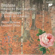 5つの民謡風の小品集 op.102(2)/R.シューマン/[ピリオド]ビルスマ(1992)