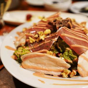大船「ビストロ・ヒュッテ」さんで2020年初のハマリンゴ新年会を開催。 美味しい料理とワインを満喫しました!