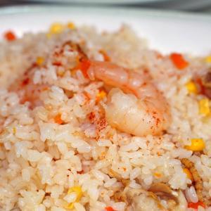 ホットクック レシピ#140:ヘルシオデリ「簡単! 海鮮ピラフ」