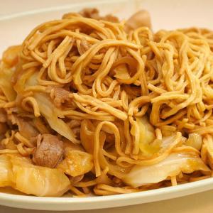 ホットクック レシピ#142:【豆腐干】を使ってかんたんオイスター焼きそば!