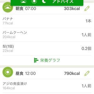 あすけんアプリ。