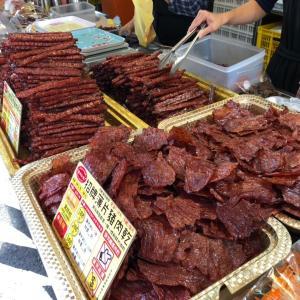 11. 現地でしか食べられないお土産品「豬肉乾」の美味しいお店へ/台湾でしたい100のこと