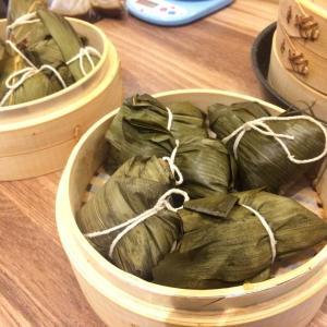 17. 端午節の粽を食べる・粽をつくる/台湾でしたい100のこと