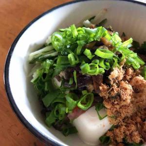 ピータン豆腐の進化系!お気に入りの一皿を再現