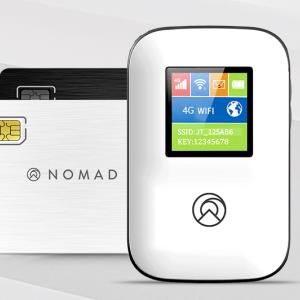 【Nomad SIM】JT101を1ヶ月使ったレビューと気になる速度も紹介します