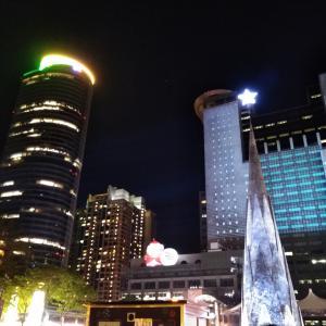 【台湾のクリスマス2019】台湾最大の光のショーを見に新北市板橋へGO!まだ間に合います!