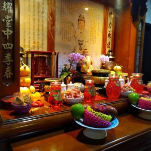 【台湾の文化】旧正月の過ごし方と変わった習わし