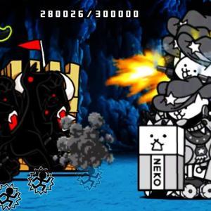 《 にゃんこ大戦争 》黒い敵退散!ねこロデオ(第3形態) 性能紹介【BattleCatKing】