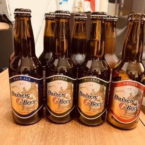 ふるさと納税のおすすめビールは米子市の大山Gビール!