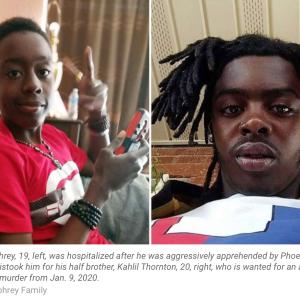兄と間違われた弟が7時間にわたり警察に拘束される