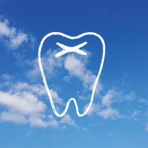 乳歯 永久歯が生えない Tukan gigi  先天性欠如歯