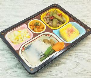 食宅便・おまかせコース「鰆(サワラ)の白味噌焼き」を食べました
