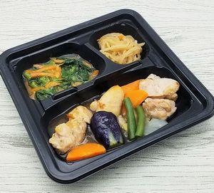 コープの冷凍弁当・coopおかずセット「鶏肉と彩り野菜の照り焼き」をたべました