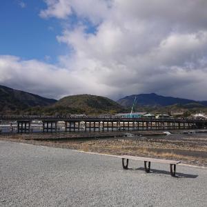 京都散歩 嵐山~妙心寺