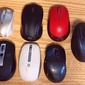 手首・腕・肩への負担が少なく、使い易いマウス(人間工学マウス7機種を比較)