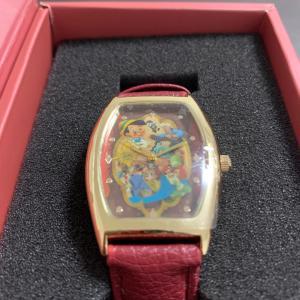 ピノキオ80周年 腕時計ゲット!