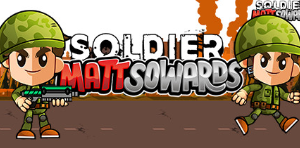 2D横スクロールアクションゲーム Soldier Matt Sowards ソルジャーマットソワーズ steam PC Review