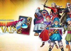 Dragon Quest Rivals ドラゴンクエストライバルズ pc版 レビュー steam