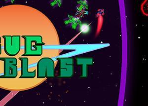 シューティングゲーム Bug Blast バグブラスト