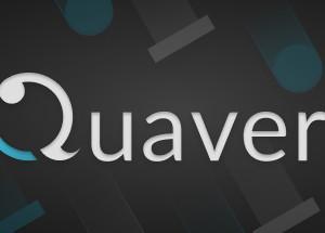 リズム音楽ゲーム Quaver クォーバー 操作方法 レビュー