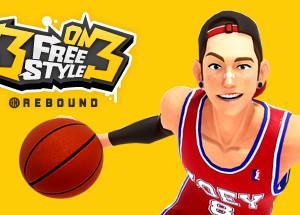 バスケットボールゲーム 3on3 FreeStyle: Rebound レビュー
