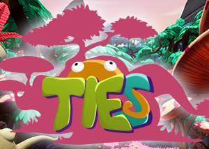 奇妙な世界を探索していくアクションゲーム Ties