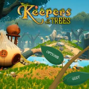 植物を育てて森の世界を進んでいくゲーム Keepers of the Trees 操作方法 レビュー