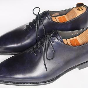 【革靴のオーダーメイド】宮城興業「謹製誂靴」で大満足(変形した足にも外反母趾にもオススメ!)