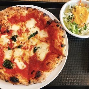 アマーク・ド・パラディICCのピザ