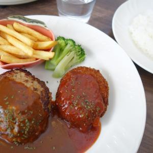 カタギリ(katagiri)でランチ!高岡市にあるハンバーグが美味しい洋食屋さん