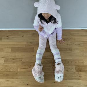 子どものパジャマはGU、インナー類は安定の無印良品。