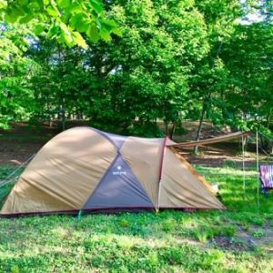 キャンプ入門におすすめのしたいスノーピークのテント