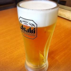 仕事を途中で放棄して飲んだランチビール