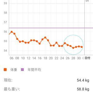 ダイエット20週目 【ダイエット開始5ヶ月が経ちました】