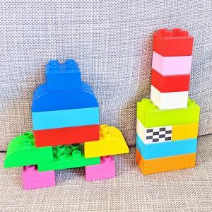 3歳の息子のレゴの腕前が上達してて驚く。