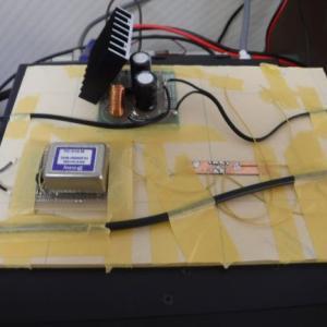 IC-9700にOCXOを追加してEMEで実験