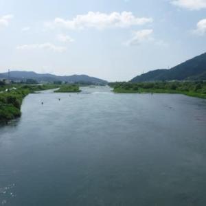 7月25日 九頭竜川遠征10日目